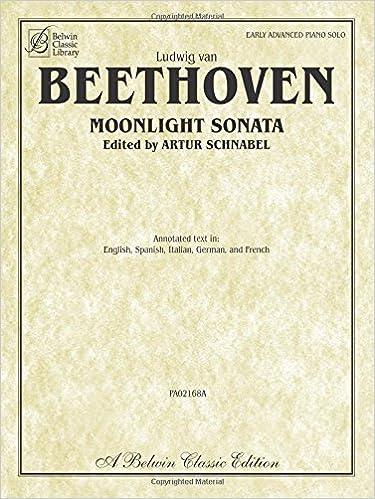 Moonlight Sonata Sonata No. 14 in C-Sharp Minor, Op. 27, No. 2