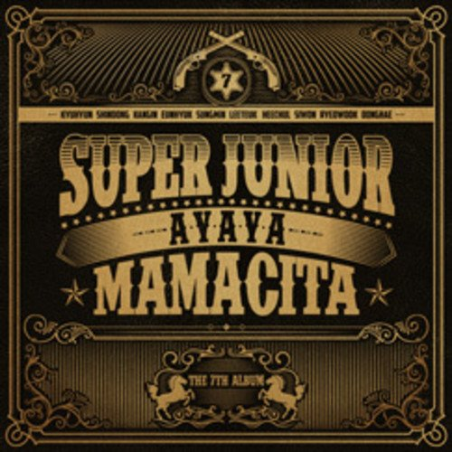 Super Junior - Vol.7 [MAMACITA] by SM entertainment