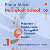 : Piano Music of the Darmstadt School