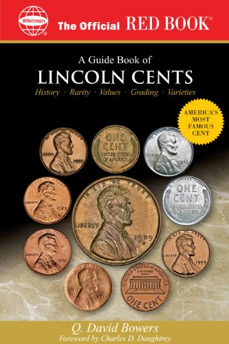 (A Guide Book of Lincoln Cents (Official Red Books))