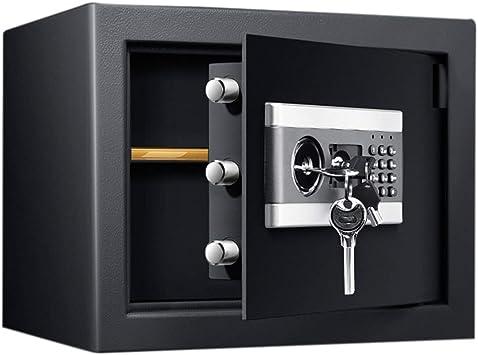 Caja Fuerte Empotrable Caja de seguridad con llave y combinación ...