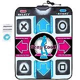 OSTENT USB Non-Slip Dancing Step Dance Mat Pad
