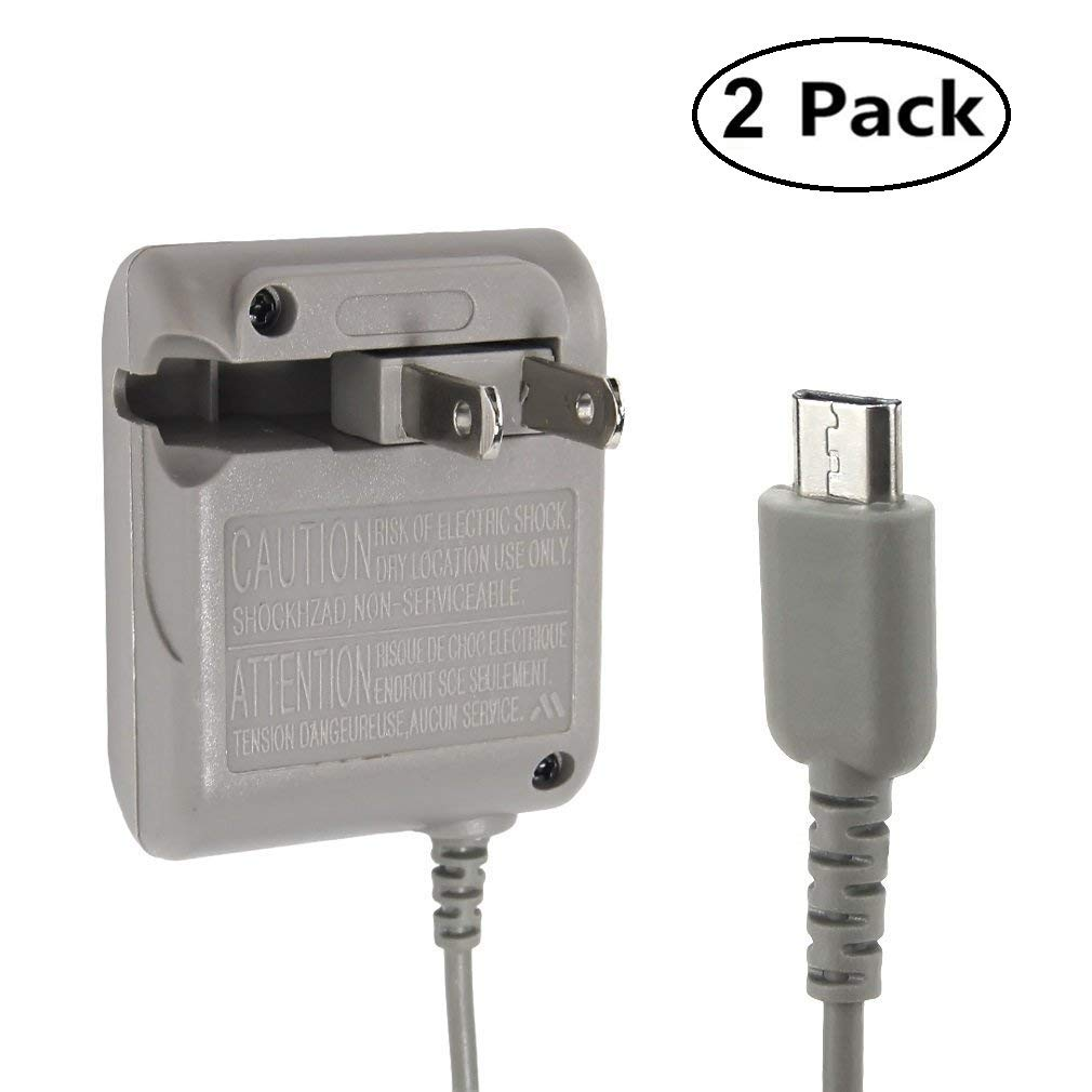Nintendo DS Lite AC Adapter, Charger Power Supply