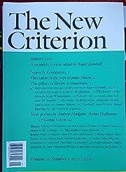 The New Criterion June 2014 de various