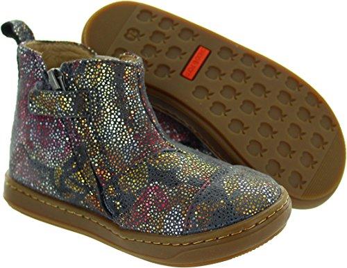 Gris Gris Bouba Boots Multicolore Apple Fille Millim Shoo Pom Owq041nPw