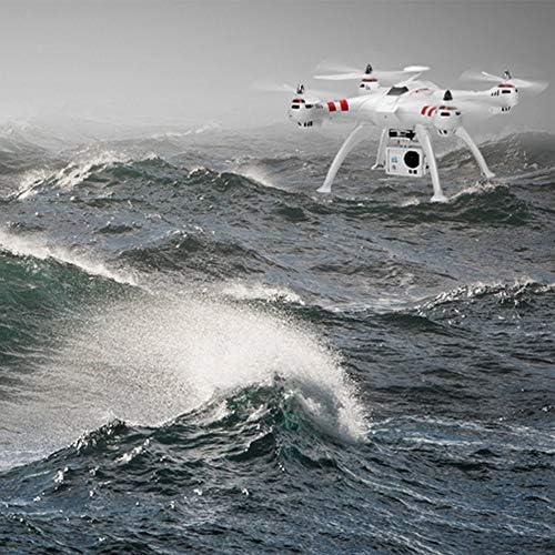 KMY-LIGHTING Drones X16 Caméra 4K sans Moteur à Moteur Drones Drones Drones Professionnels Aéronefs GPS Drones
