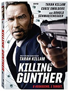 Book Cover: Killing Gunther