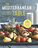 img - for The Mediterranean Table: Simple Recipes for Healthy Living on the Mediterranean Diet book / textbook / text book
