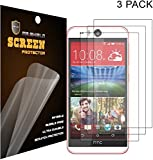 Mr Shield For HTC Desire Eye Anti-Glare [Matte] Screen Protector [3-PACK] with Lifetime Replacement Warranty