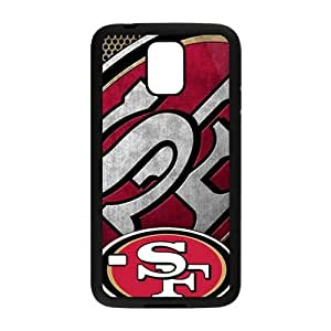 Happy San Francisco 49ers NFL Fahionable And Popular Back Case Cover For Samsung Galaxy S5