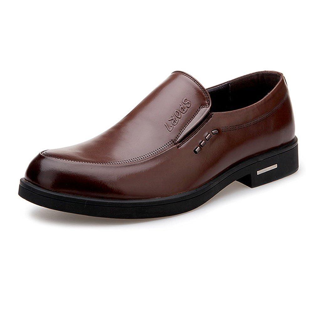 LYZGF Männer Jugend Jugend Jugend Business Casual Fashion Gentleman Breathable Lederschuhe d1cd27