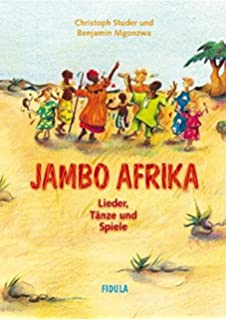 Jambo Afrika Cd Lieder Tänze Und Spiele Amazonde