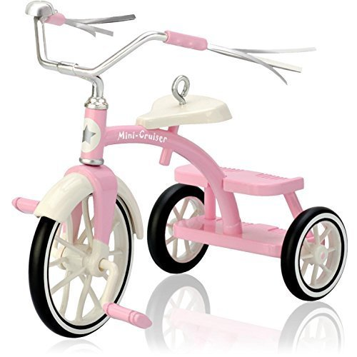 Hallmark 1 X Pretty Pink Trike - 2014 Keepsake Ornament