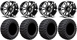 Bundle - 9 Items: Fairway Alloys Sixer Wheels 12\