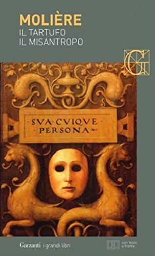 Il tartufo-Il misantropo. Testo francese a fronte Copertina flessibile – 21 feb 2008 Molière S. Bajini Garzanti Libri 8811363101