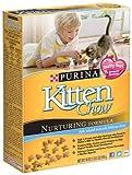 Purina Kitten Chow Nurturing Formula, 18-Ounce (Pack of 6), My Pet Supplies