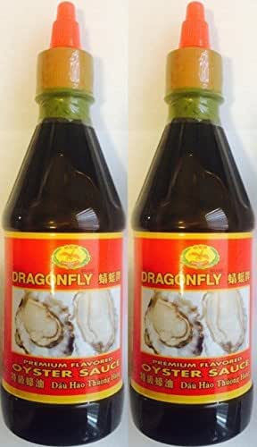 Sauces & Marinades: Dragonfly Oyster Sauce