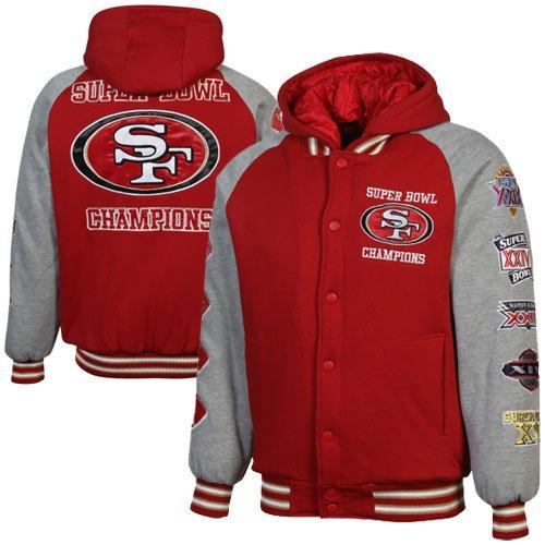 the latest 7e123 abe76 Amazon.com : San Francisco 49ers 5X Super Bowl Championship ...
