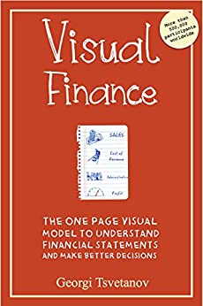 Visual Finance: The One Page Visual Model to Understand Financial Statements and Make Better Business Decisions by [Tsvetanov, Georgi]