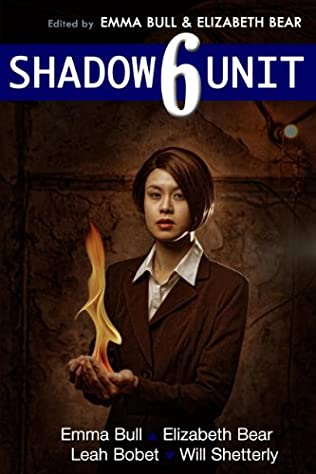 book cover of Shadow Unit 6
