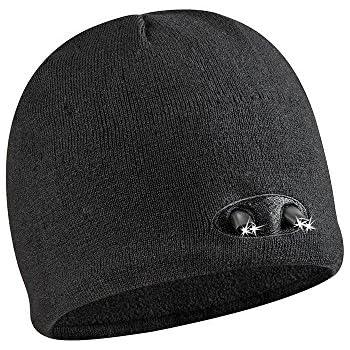 Powercap Led Beanie Cap 35 55 Ultra Bright Hands Free Led