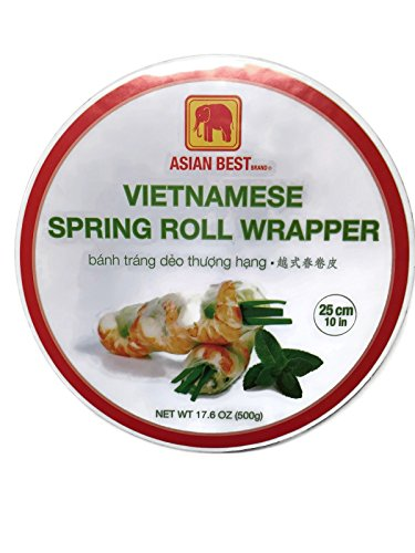 Asian Best Vietnamese Spring Wrapper product image
