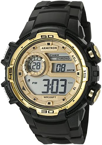 Armitron Sport Men s 40 8347COR Digital Chronograph Camouflage Resin Strap Watch