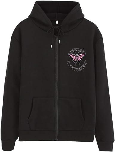 The Doors Girls LA Woman Butterfly Sweatshirt
