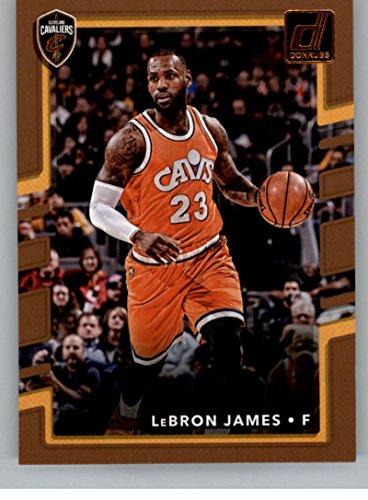 2017-18 Donruss #27 LeBron James Cavaliers