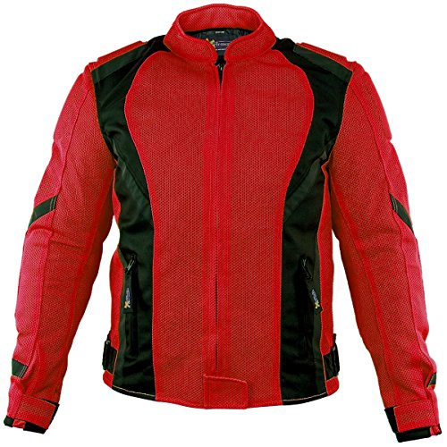 Womens Summer Motorcycle Jacket - 3