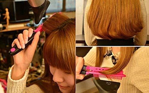 SOURBAN Professional Hair Salon Vented Straightening /& Cutting Comb