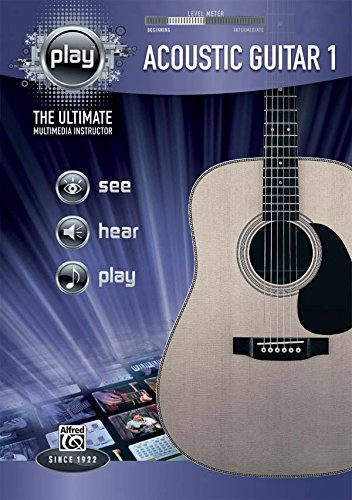 PLAY: Acoustic Guitar 1 [Instant Access]