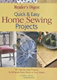 Quick and Easy Home Sewing Projects, Gloria Nicol, 0762105844