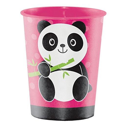 Panda Party 16 oz Plastic Souvenir Cup (1 ct)