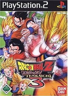 Amazon com: Dragon Ball Z: Budokai Tenkaichi 3 - PlayStation