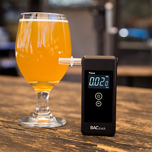 BACtrack Trace Professional Breathalyzer Portable Breath Alcohol Tester by BACtrack (Image #4)