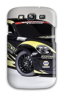 Galaxy S3 Case Slim [ultra Fit] Volkswagen Beetle 26 Protective Case Cover