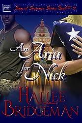 An Aria for Nick (Romantic Suspense) (Song of Suspense Series Book 2)
