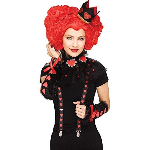 Fun World Womens Instant Wonderland Queen of Hearts Kit