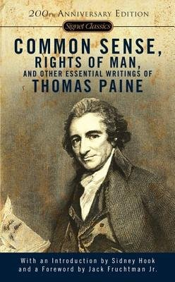 Download Common Sense Rights of Man and Other Essential Writings of Thomas Paine[COMMON SENSE RIGHTS OF MAN & O][Mass Market Paperback] ebook