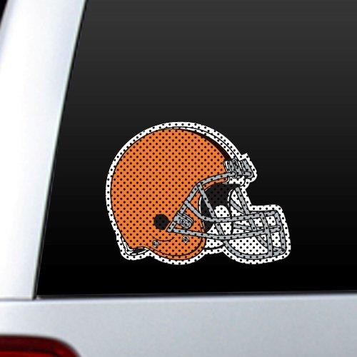 NFL Cleveland Browns Die Cut Window Film Die Cut Logo Window Film