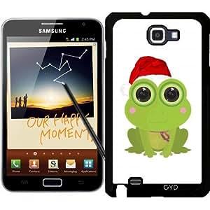 Funda para Samsung Galaxy Note GT-N7000 (I9220) - Rana De La Navidad by Adamzworld