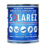 Solarez UV Cure Acrylic Modified Polyester Resin (Gallon)
