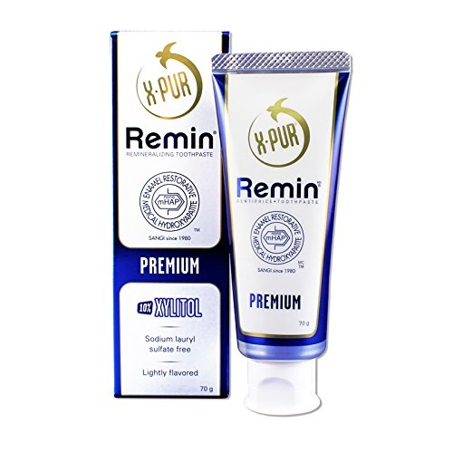 X-PUR Remin - Premium Toothpaste Oral Science Inc.