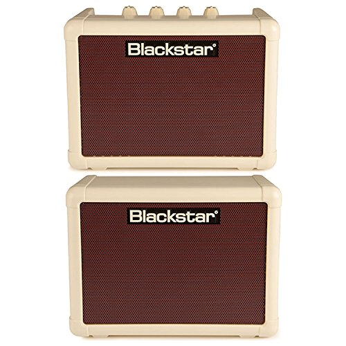 Blackstar FLY 3 Vintage Stereo Mini Amp Pack with Fly 103 Vintage Mini Cab and P Stereo Pack