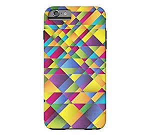 Abstract Pattern iPhone 5c Blue Tough Phone Case - Design By FSKcase?