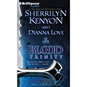 Blood Trinity: The Belador Code, Book 1 | Sherrilyn Kenyon, Dianna Love