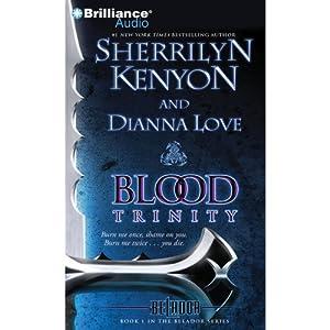 Blood Trinity Audiobook
