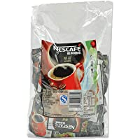 雀巢咖啡醇品 即溶黑咖啡180g 速溶纯咖啡粉1.8g*100袋