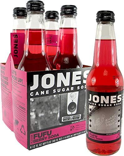 Jones Soda 4 Packs (Fufu -